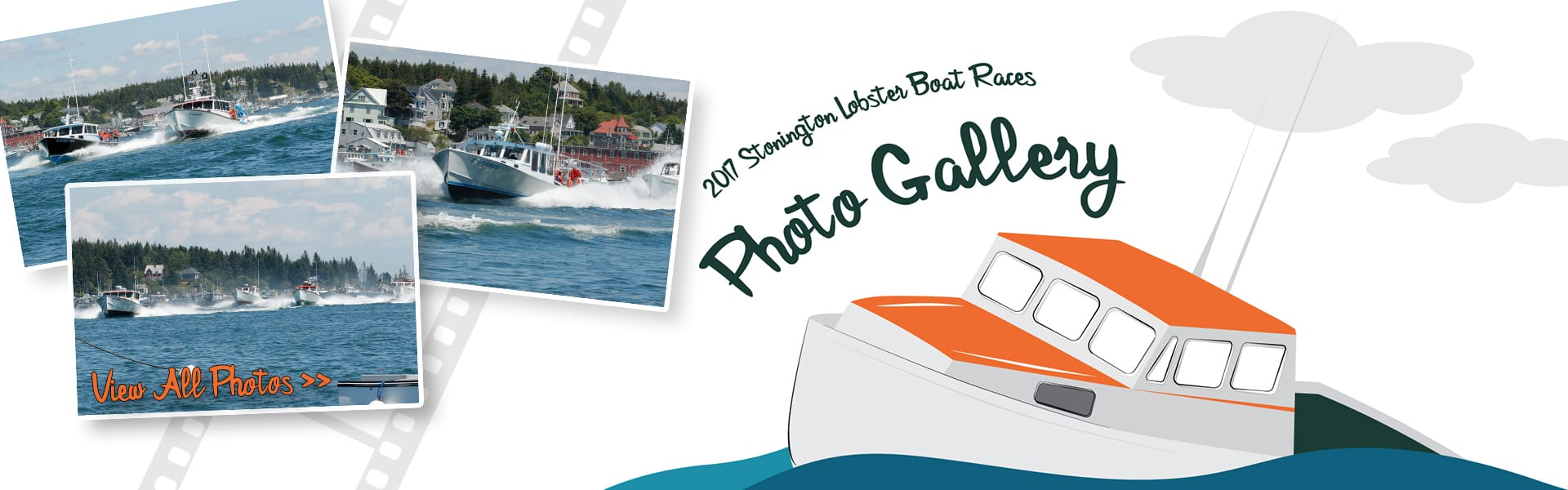 Lobster Boat Races Photo Gallery