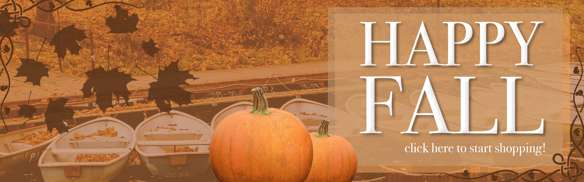 Happy Fall from HM