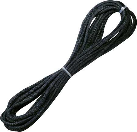 3/8″ x 50′ Black Dyneema 12